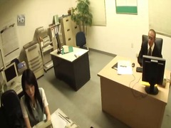 JPN Businessman Cums I... video