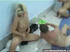 Czech mega swingers wi...
