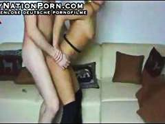 Nuvid Movie:Brunette German MILF gets a ho...