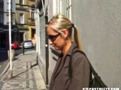 CZECH STREETS - MONIKA video