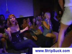 Chicks at a party get ... video