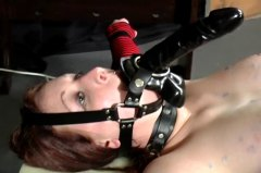 face, bdsm, black and ebony, dildo