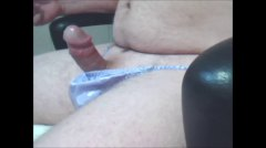 Thumb: My blue panties