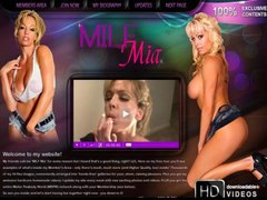 Tube8 - Hot MILF gone wild wit...
