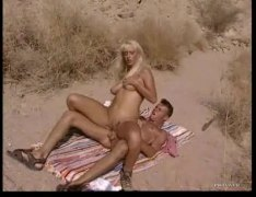 Ass pounded blonde lad...