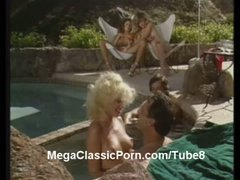 Orgy scene 1987 movie Goin Down Slow