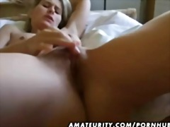 PornHub Movie:Hot blon de amateur girlfriend...