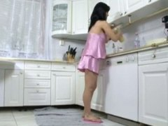 PornHub Movie:pregnant fuck in the kitchen
