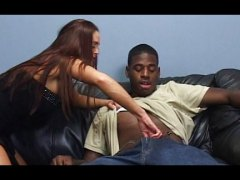 cheyenne hunter,  interracial, black, guy, milf,