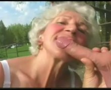suck, loves, young, grannies, matures, cocks
