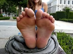 Tube8 Movie:Beautiful Spanish soles