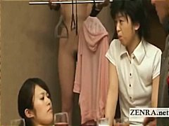 Tube8 Movie:Bizarre Japanese nudist bondag...