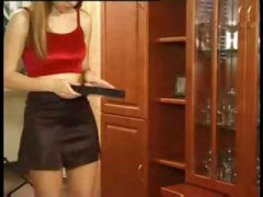 German wife and teen t... video