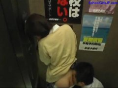 school, sucking, asian, uniform, man,