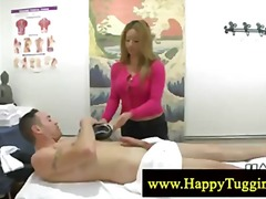 Sensual asian cock mas... video