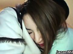 Anri Suzuki Lovely Japanese babe enjoys part2