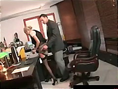 Hot Donna Bell gets fu... video