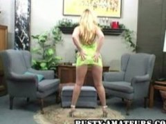 Keez Movies Movie:Busty amateur Cheri playing he...