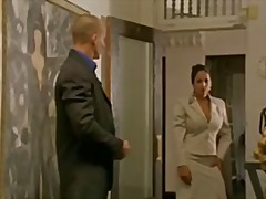 Alpha Porno Movie:Great group sex in the law office