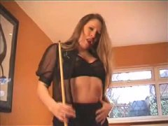 Thumb: Milf in sheer blouse a...
