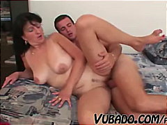 blowjob, couple, mature, tits, big-tits,