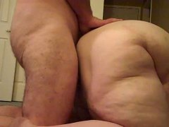 bbw, amateur, doggystyle, anal, pussy,