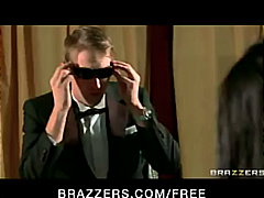 Secret Agent Blaine fucks big-tit brunette Latina anal for London