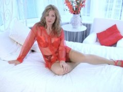 Keez Movies - Amazing milf in stocki...