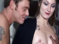 group, anal, double fucking, sex, cumshot