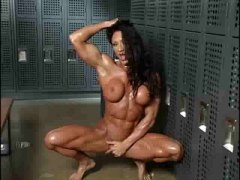 See: Hot female muscles