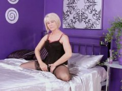 Mature Blonde Solo For...