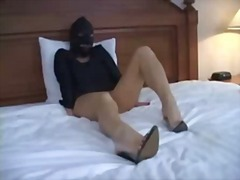 Gimped Lawyer wife gets fucked in front of husband