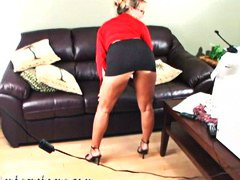 PornHub Movie:Amber Lynn Bach masterbating b...