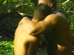 public, anal, forest