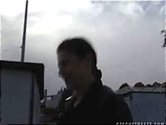 reality, czech, amateur, blowjob, public,