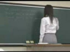 Japanese teacher gets ... video