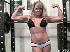 Mandy K  Mature Dominance video