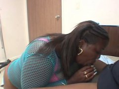 Bbbw ebony babe get fu... video
