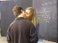 Lusty Student Offers H... video