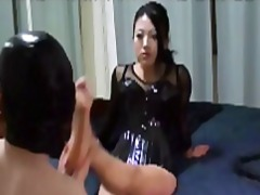 jane, on, mistress, asian, asia, slave
