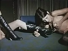 pussy, juicy, boots, lesbian, vintage