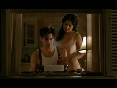 SALMA HAYEK Enjoying Sex