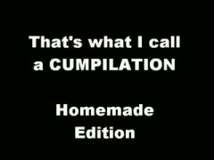 homemade cumpilation video