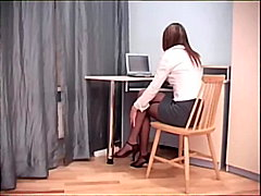 Keez Movies Movie:Secretary sex in sheer crotchl...