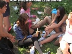 Thumb: Student sex at outdoor...