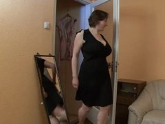 Busty German MILF bang preview