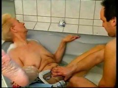 mature, cumshot, blonde, fingering