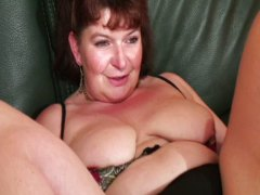 mature, dp, woman, double penetration