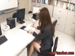 Gorgeous teacher An Ma... video