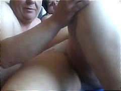 mature, hubby, chubby, big tits, bbw, gets